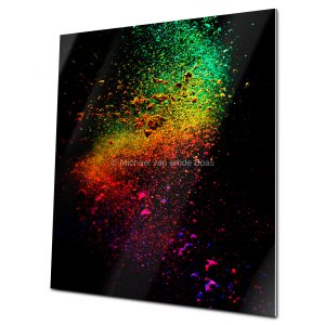 Contemporary Cosmos #2 Fine Art Print for home and workspace decorations