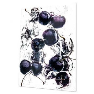 Happy Cherry Fine Art Print for home and workspace decorations