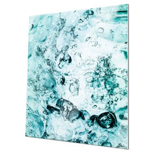 IceCubeFantasy #2 Fine Art Print for home and workspace decorations