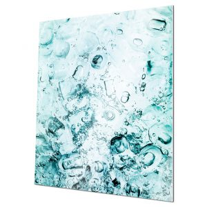 IceCubeFantasy #3 Fine Art Print for home and workspace decorations