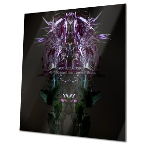 Monsters Fine Art Print for home and workspace decorations